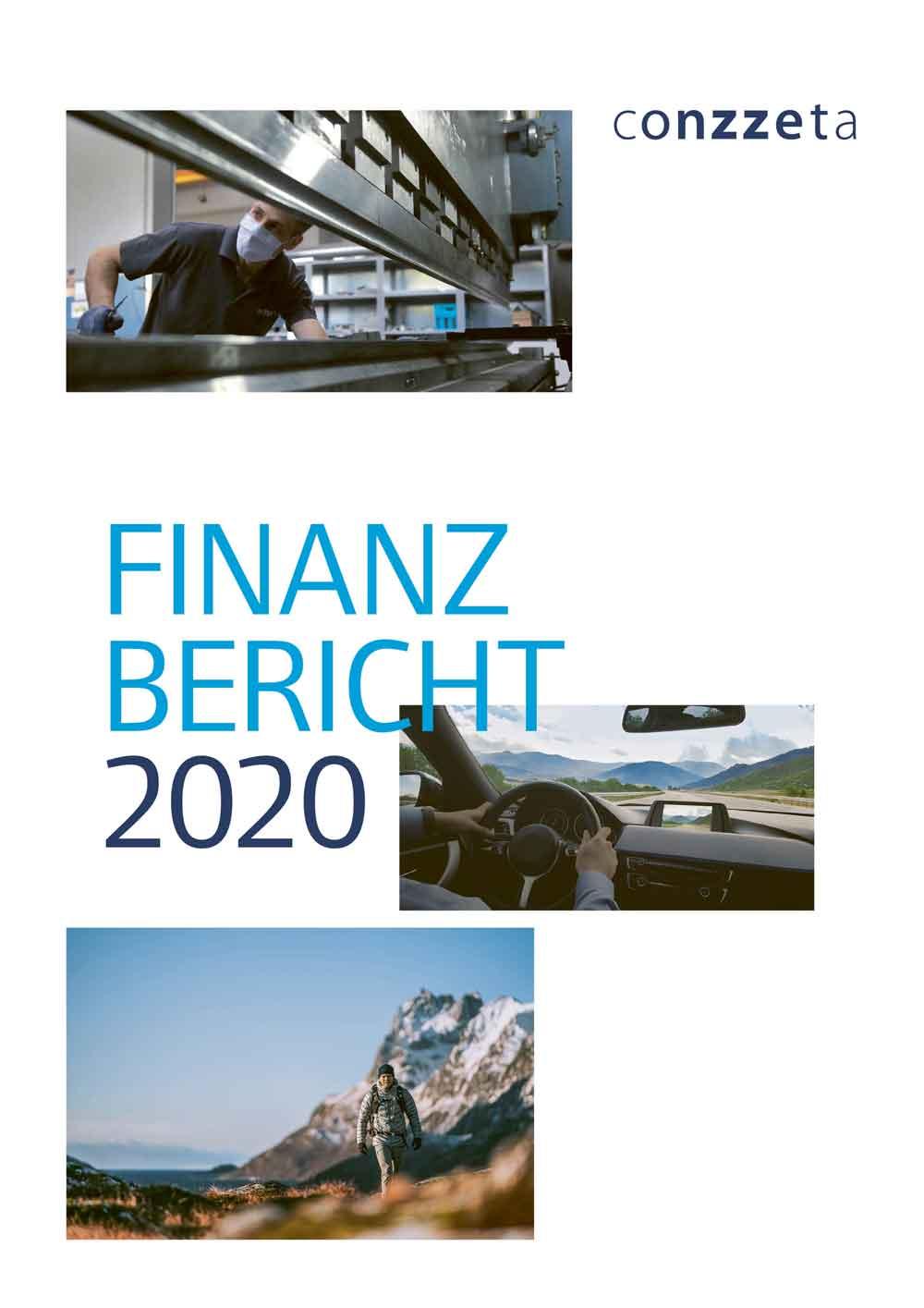 Finanzbericht 2020