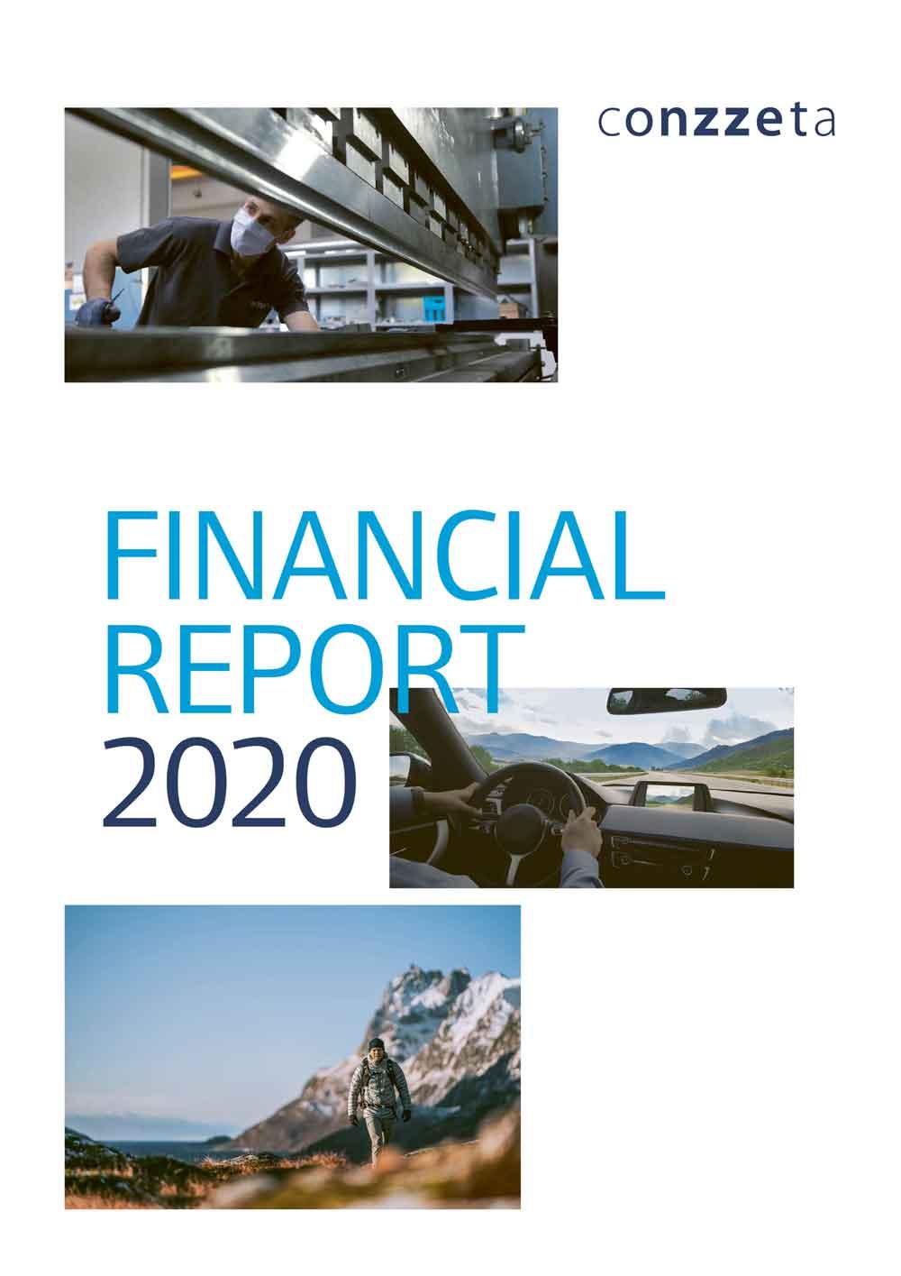 Financial Report 2020